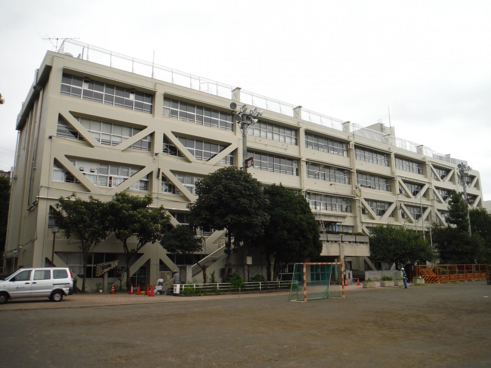府中市立府中第七中学校(東京都)