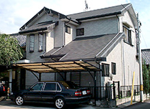 水性パラサーモ(水性1液シリコン樹脂屋根用遮熱塗料)