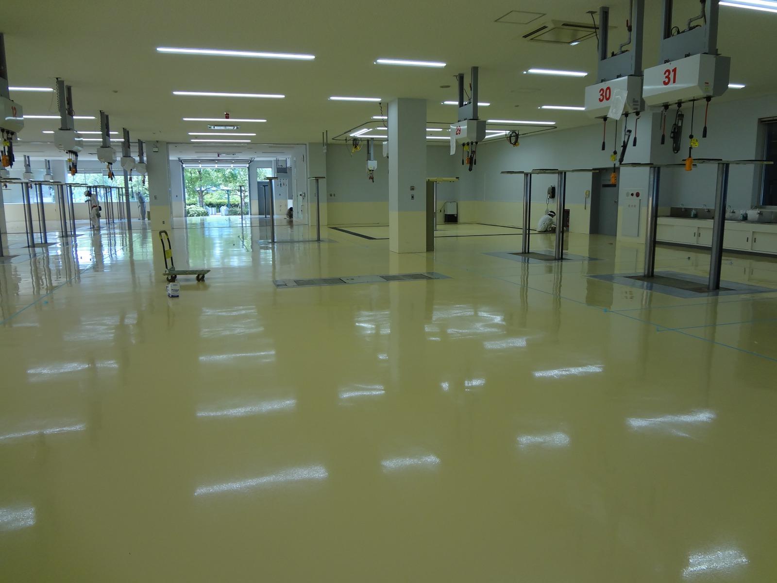トヨタ神戸自動車大学校(兵庫県)